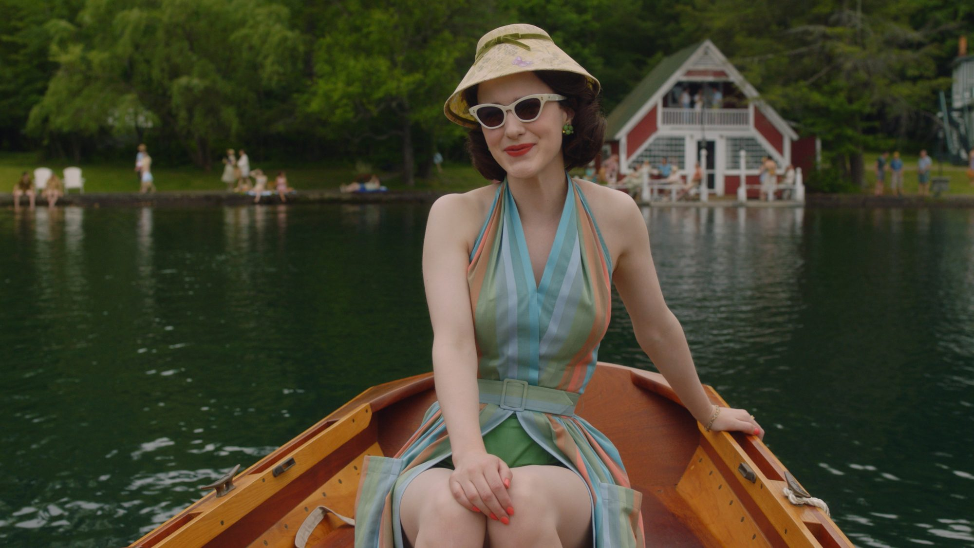 The Marvelous Mrs. Maisel Catskills Lake