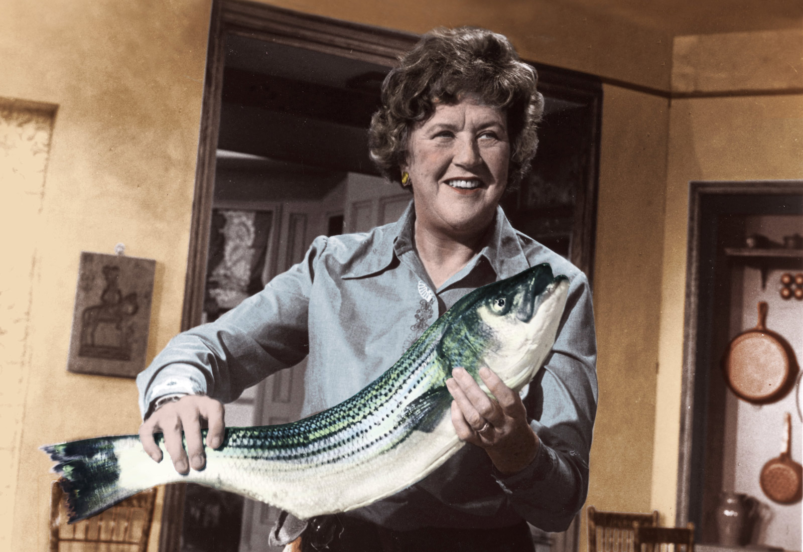 Here's How You Can Stream Julia Child's Classic Show The French Chef