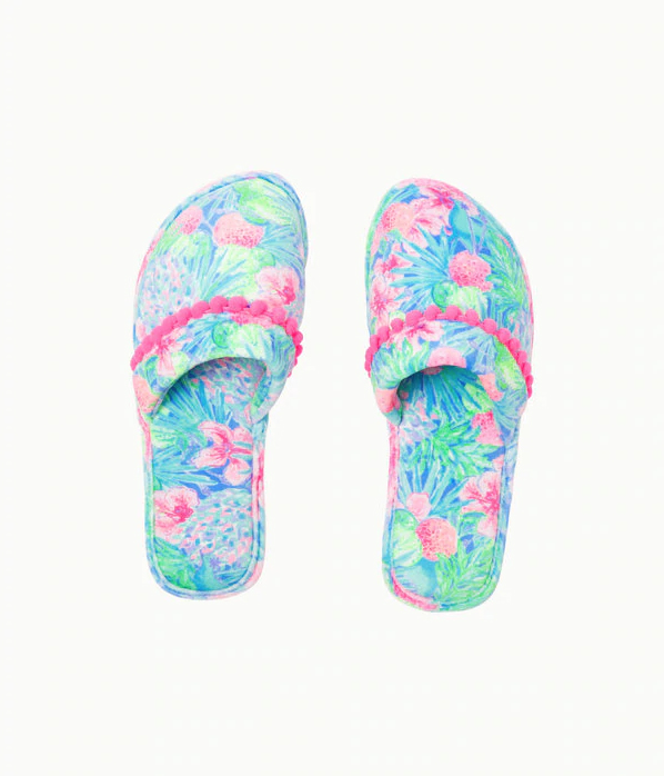 Lilly Pulitzer Slippers