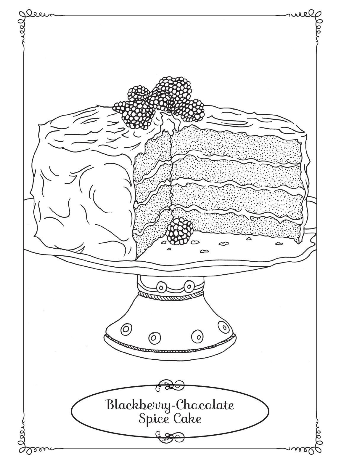 Greek house - Architecture and Living Coloring Pages for Adults ...   1566x1152