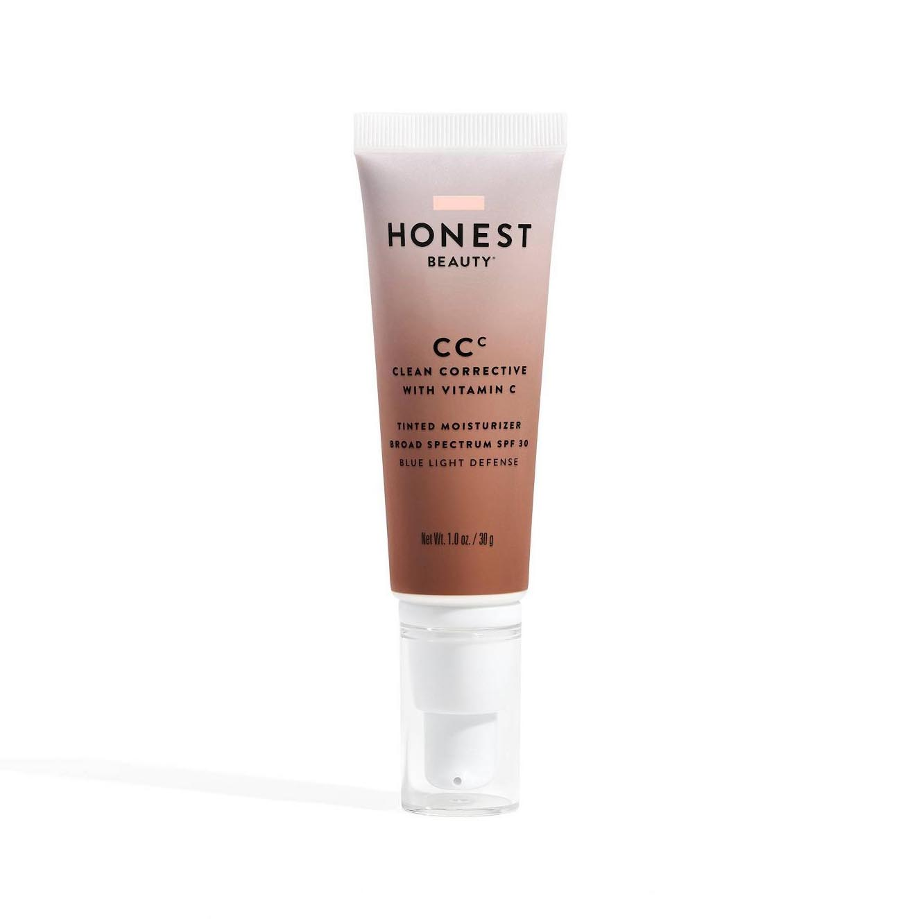 Honest Beauty Clean Corrective with Vitamin C Tinted Moisturizer