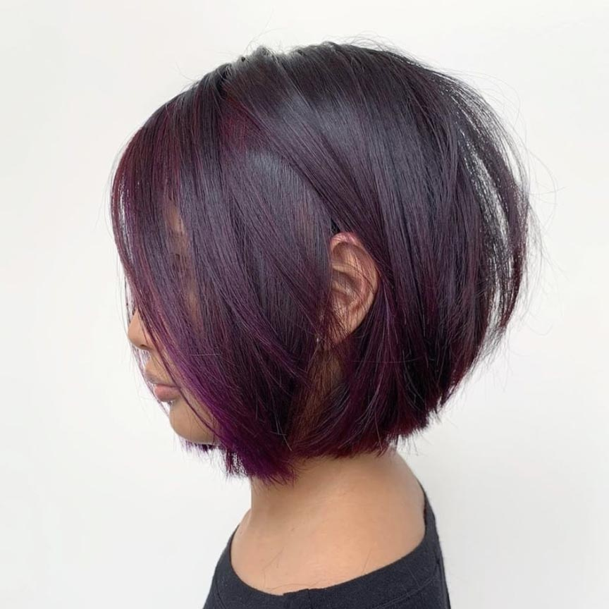 Slightly Stacked Bob