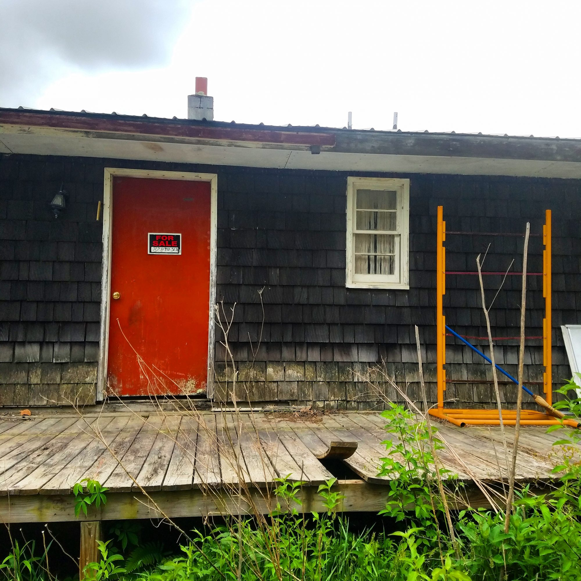 Boone General Store Before Renovation