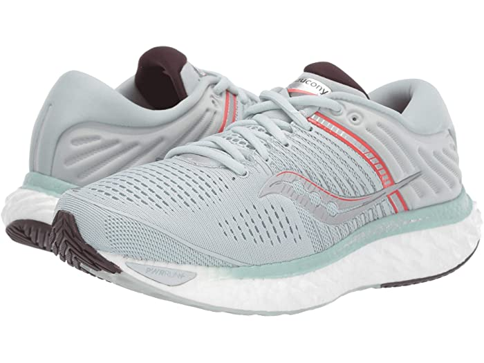 Neutral Runner: Saucony Triumph
