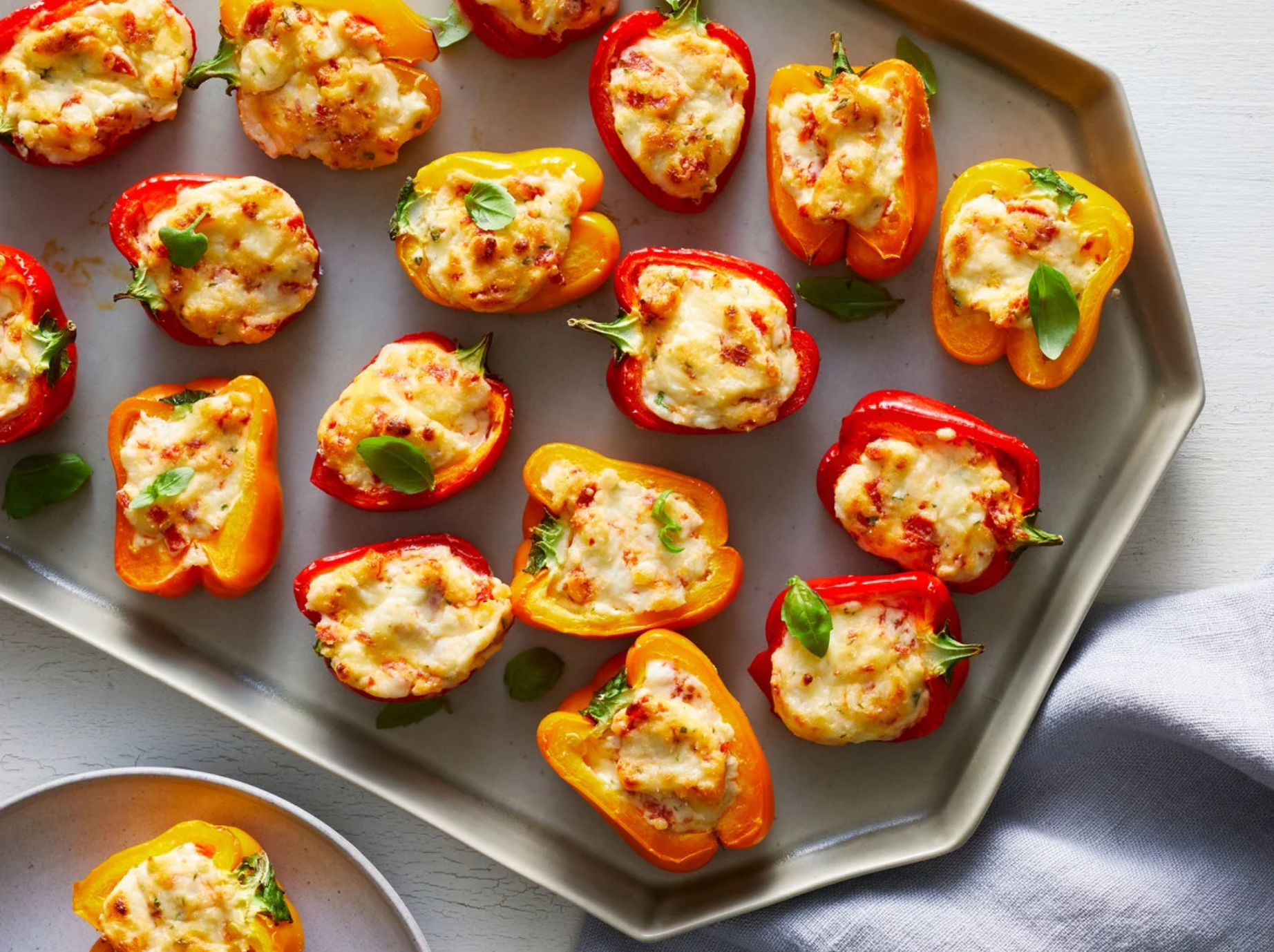 pizza pepper poppers