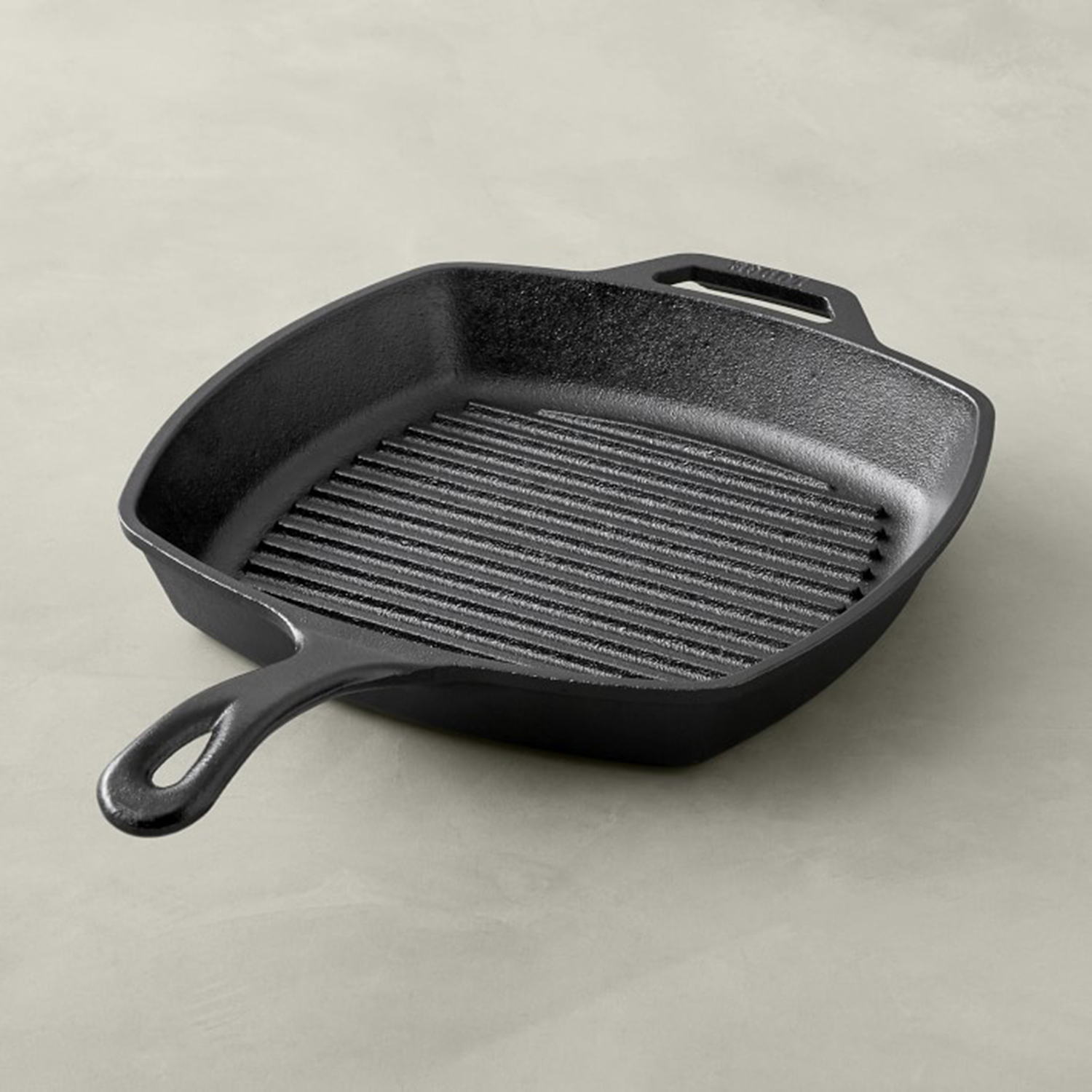 Lodge Cast-Iron Square Grill Pan