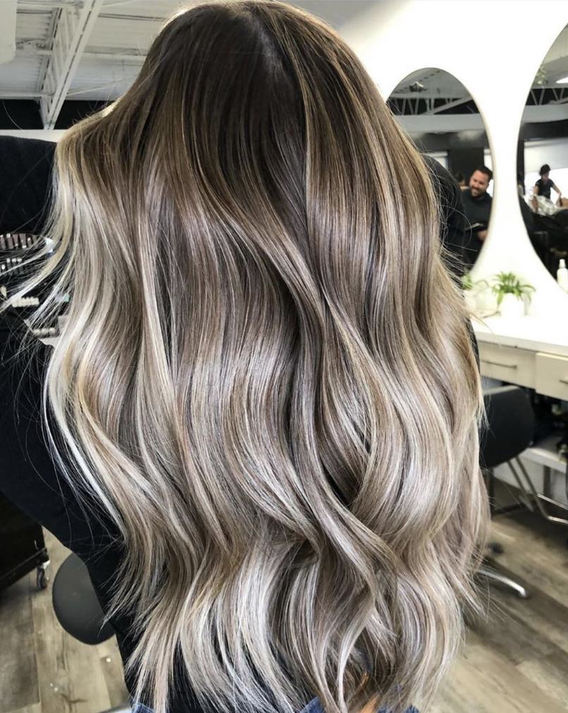 Cream Blonde Ombré