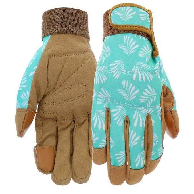 Leather Garden Gloves