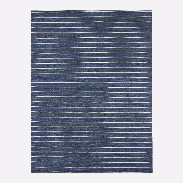 If you have a nautical decor scheme at a lake or beach house, this rug will perfectly tie your porch together.BUY IT: $200; westelm.com