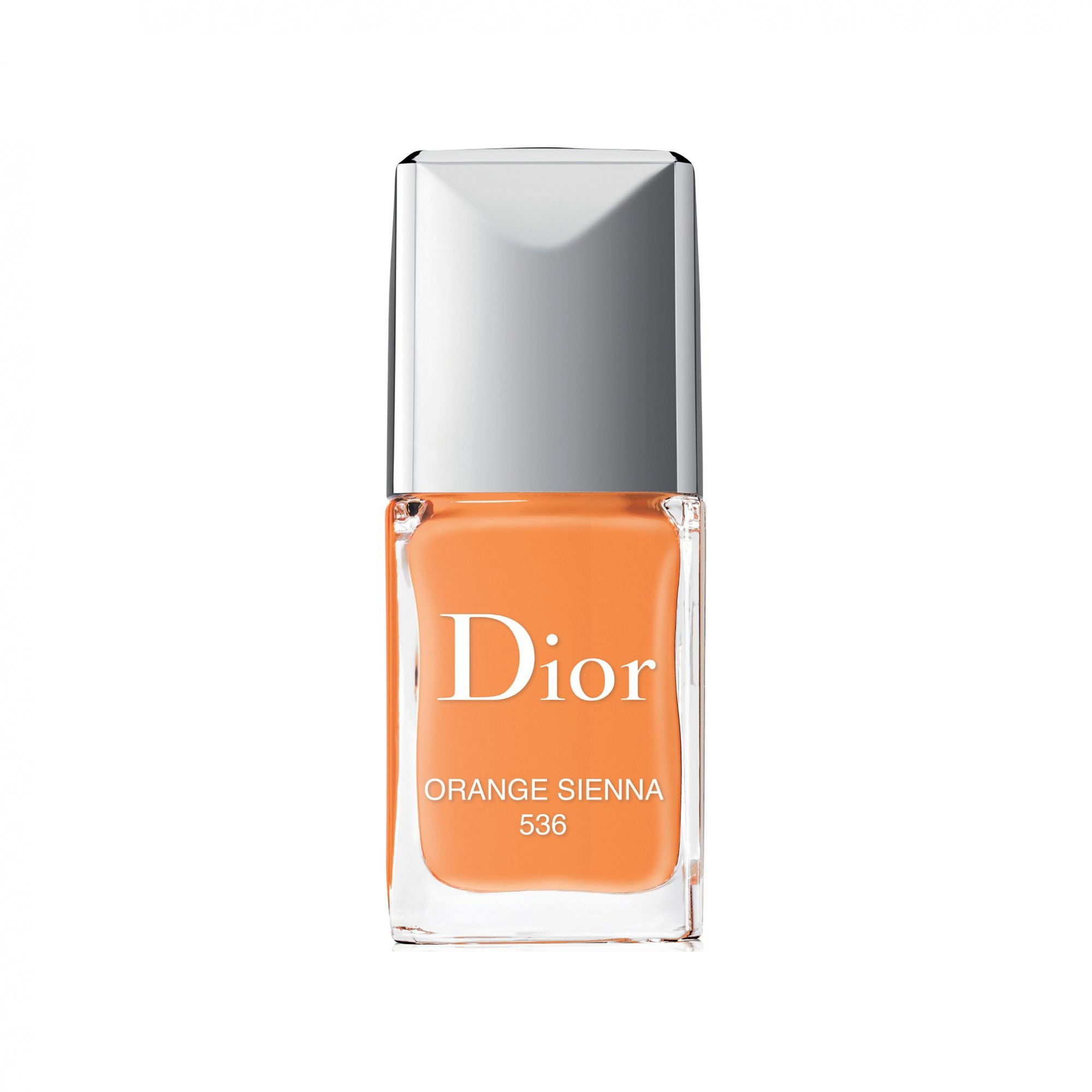 Dior Vernis Nail Lacquer Orange Sienna