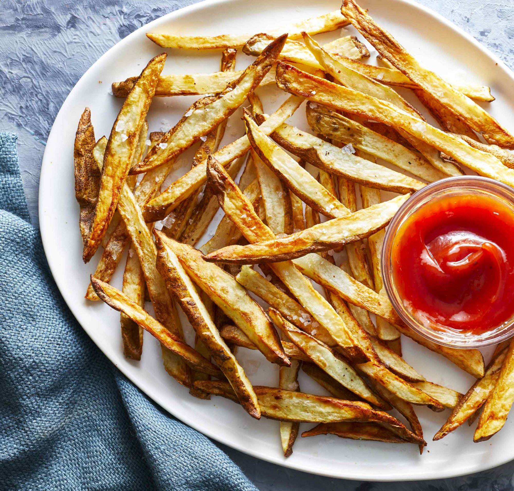 Air Fryer French Fries Ivy Odom