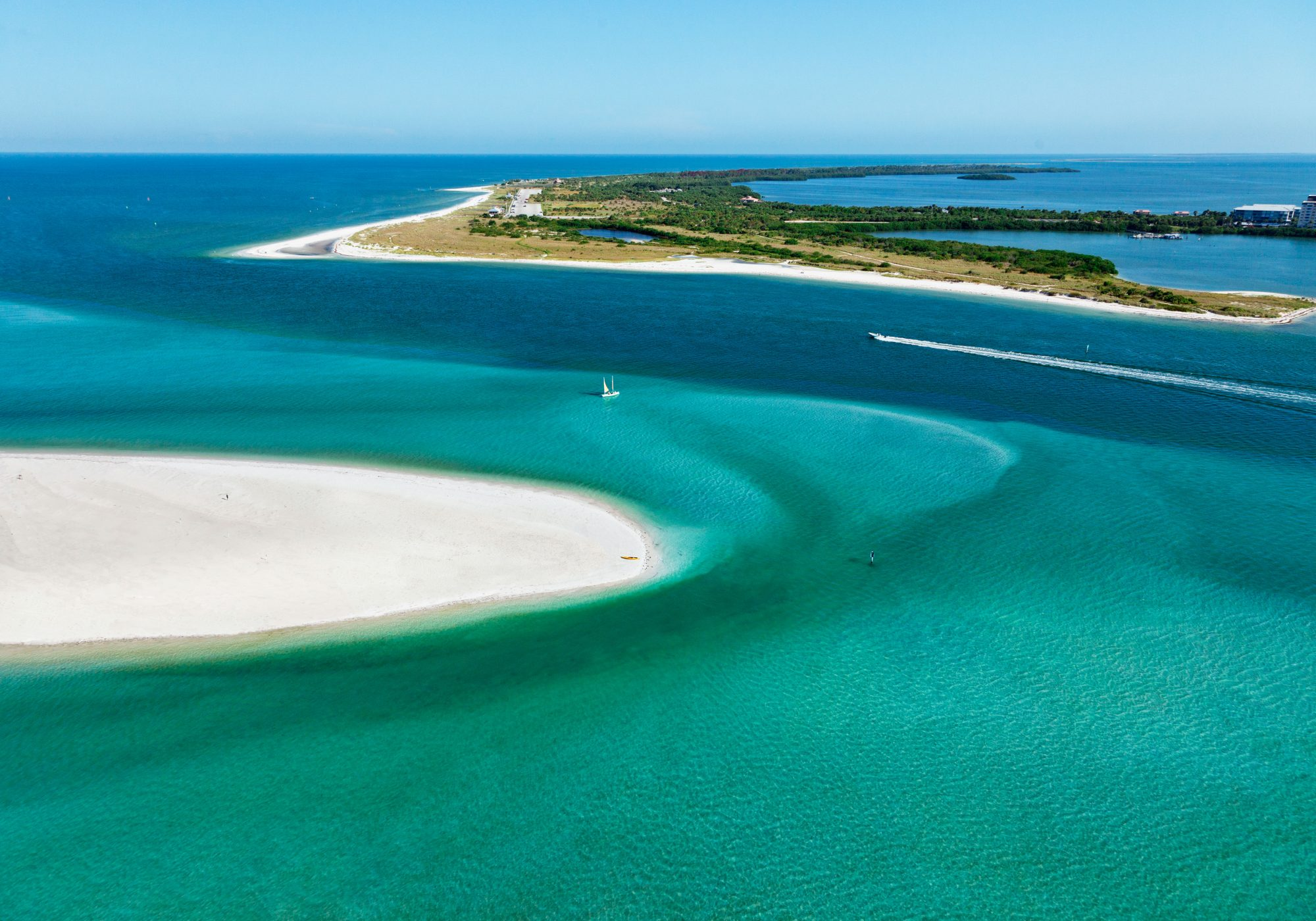 Clearwater: Caladesi Island State Park and Honeymoon Island State Park