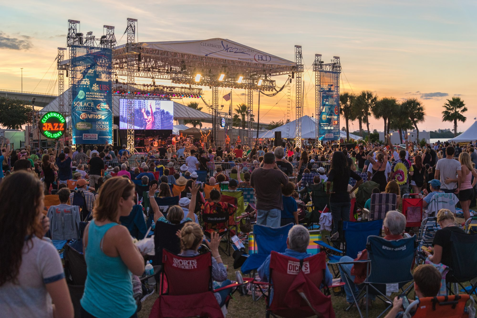 Clearwater: Clearwater Jazz Holiday