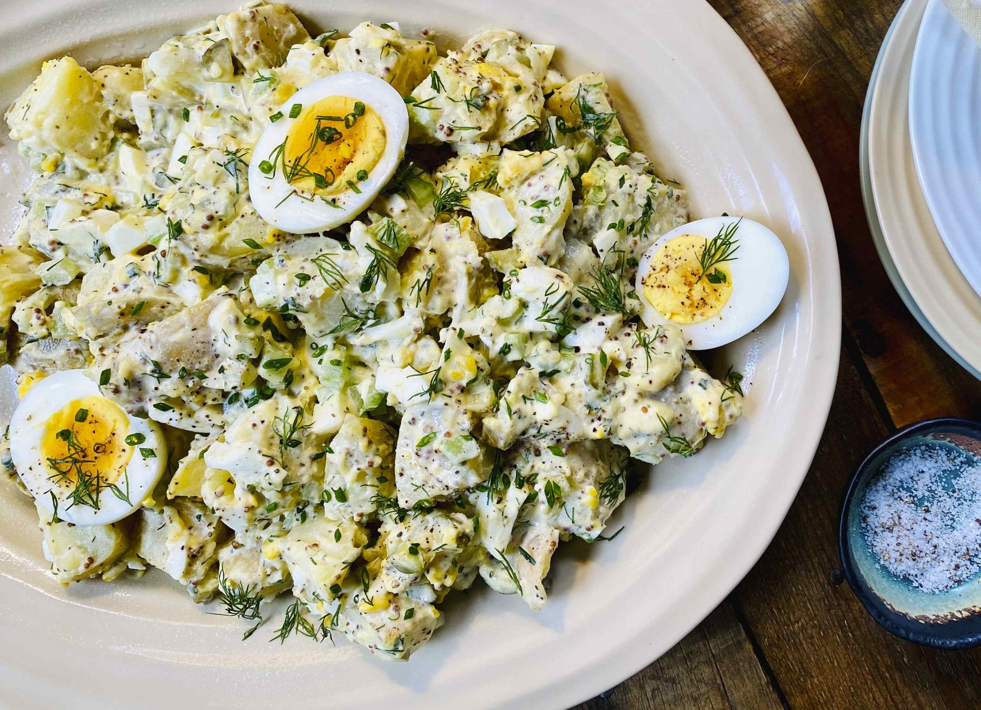 Instant Pot Potato Salad Ali Ramee