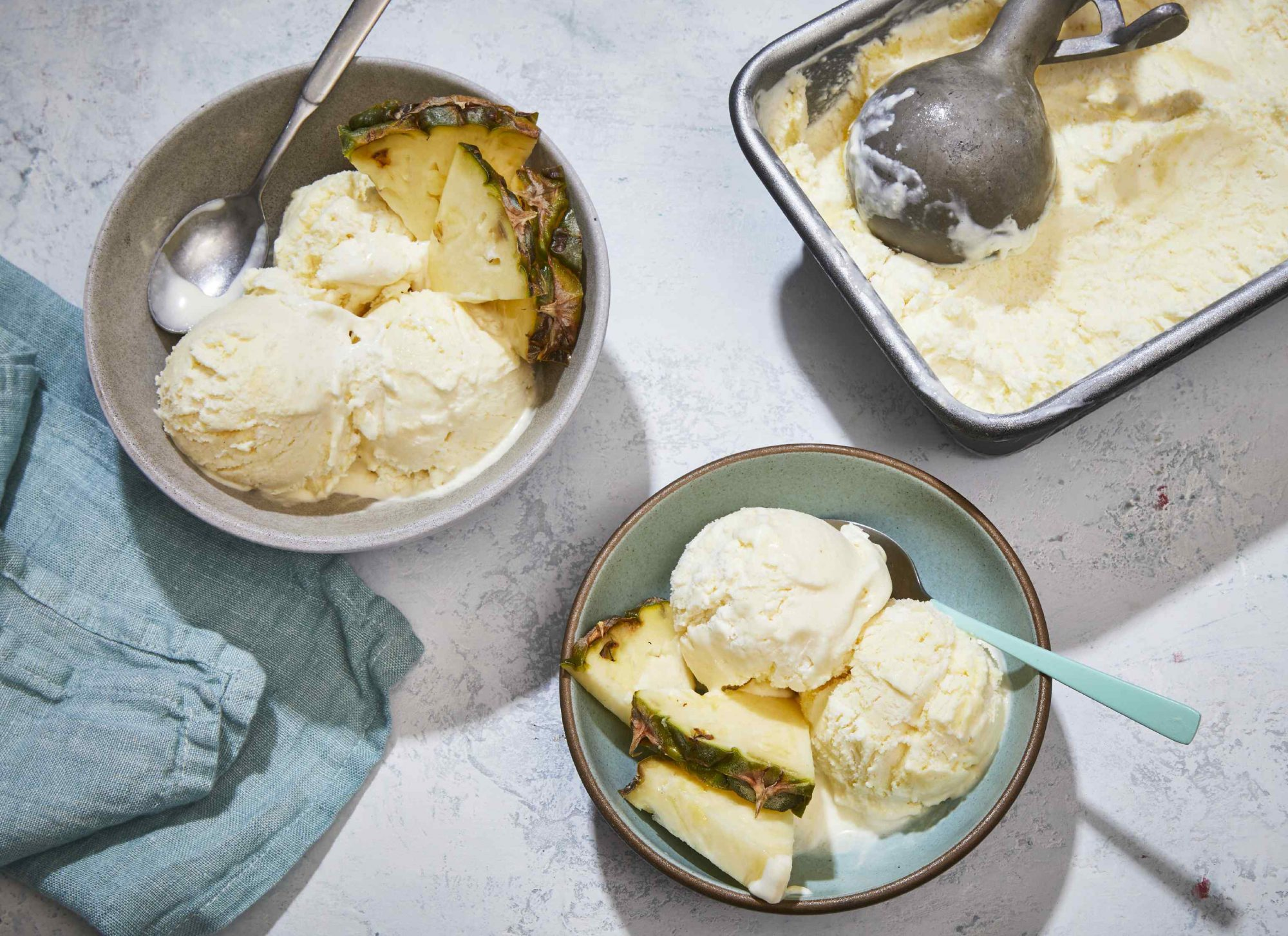 Pineapple Ice Cream Southern Living