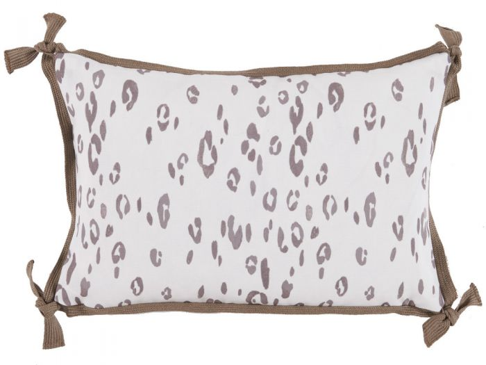 Because every room can use an animal print.                                       BUY IT: $163; wellappointedhouse.com