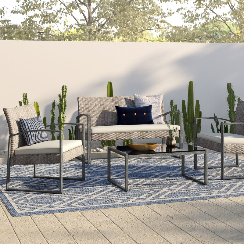 22 Wicker Patio Furniture Pieces For Every Budget And Style Southern Living