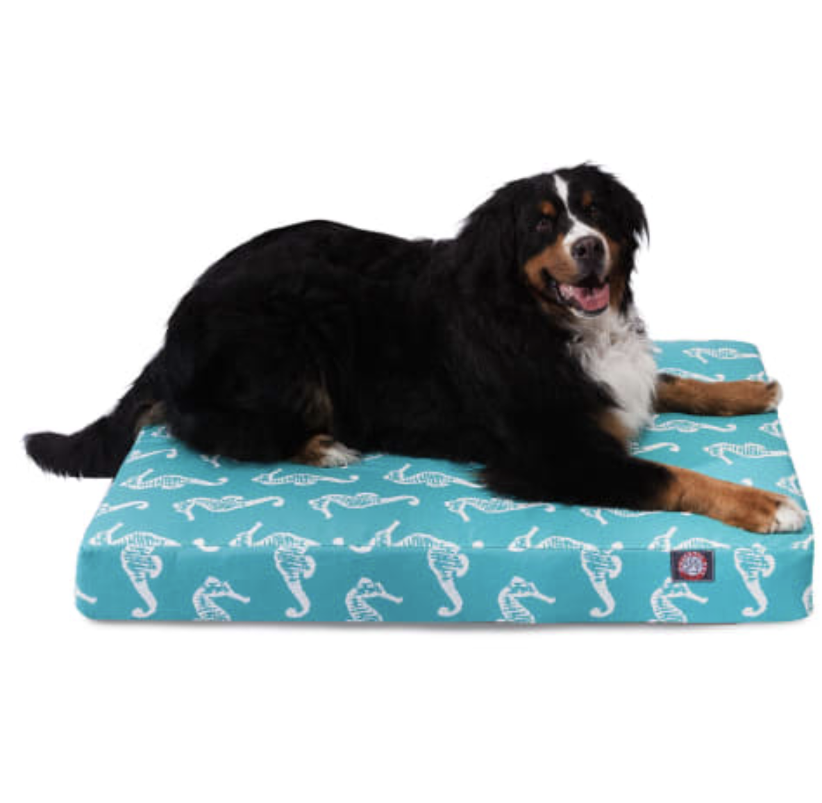 Memory Foam Rectangle Dog Bed