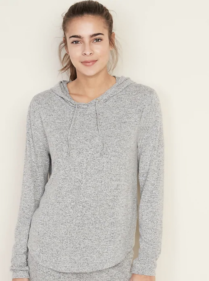 Plush Knit Sweater