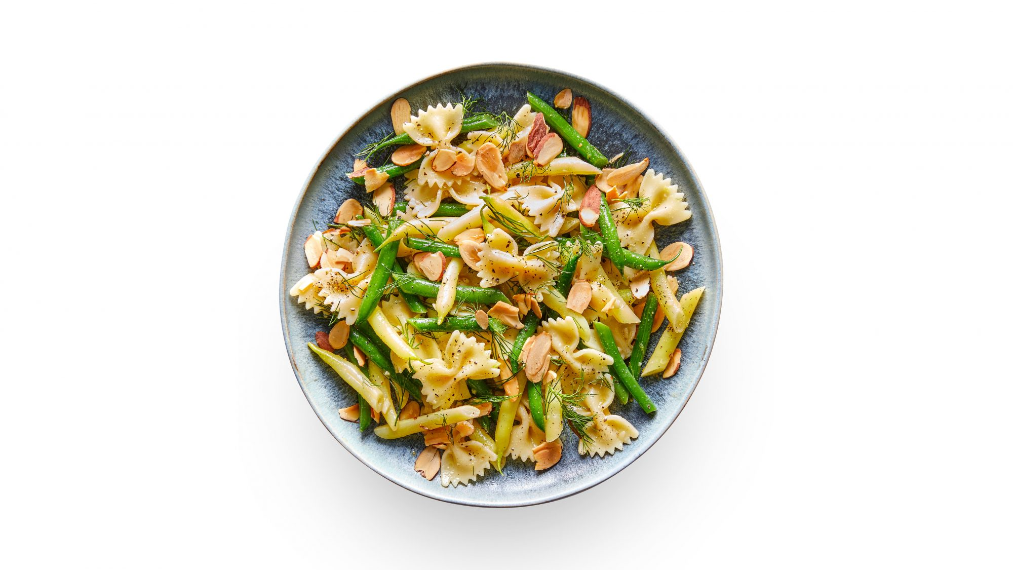 Dilly Bean Pasta Salad