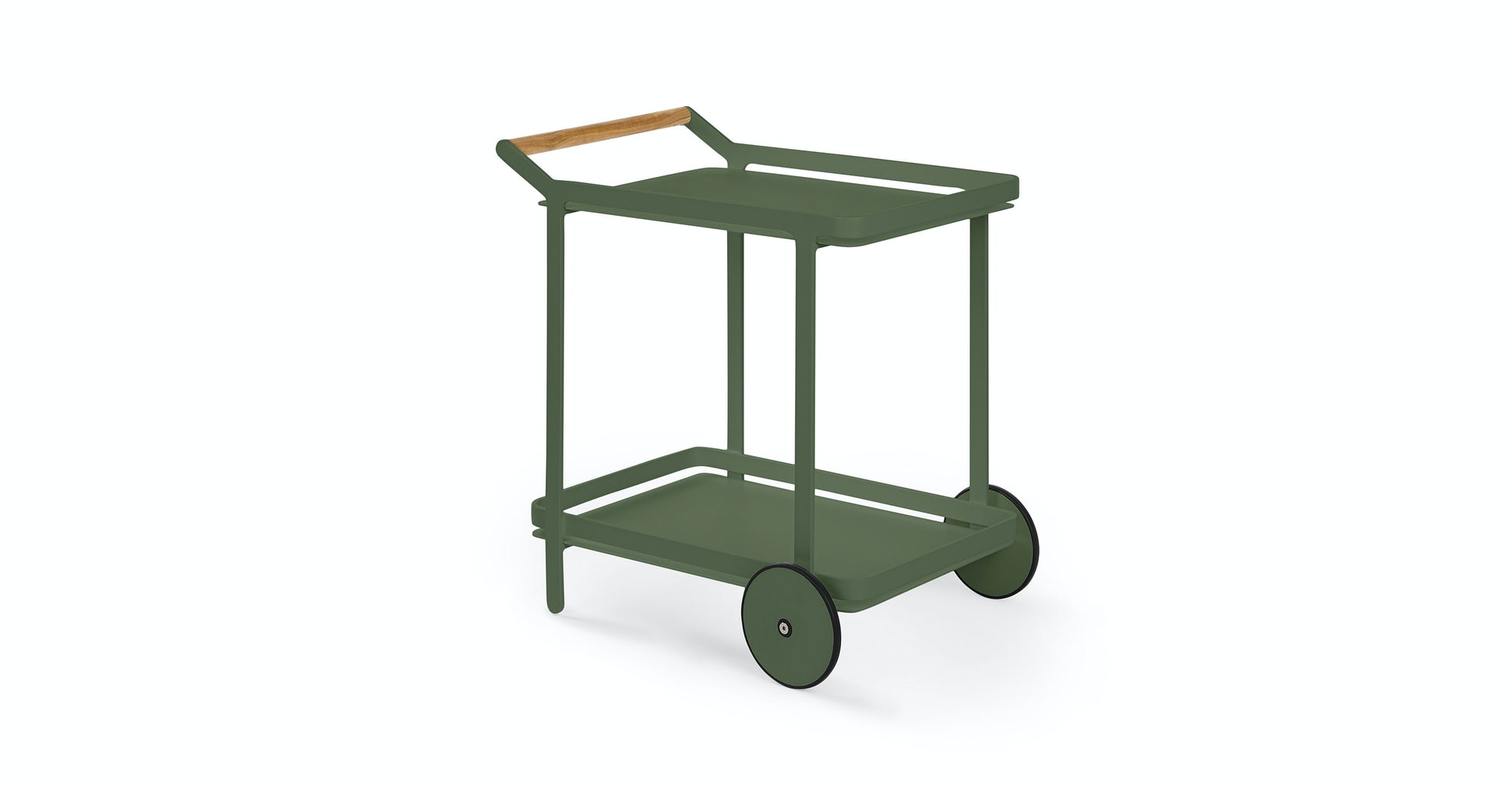 Boden Green Bar Cart
