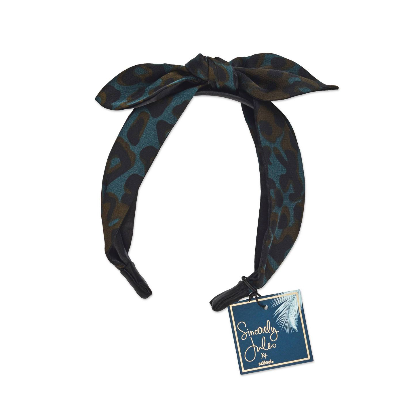 Sincerely Jules by Scunci Leopard Headband