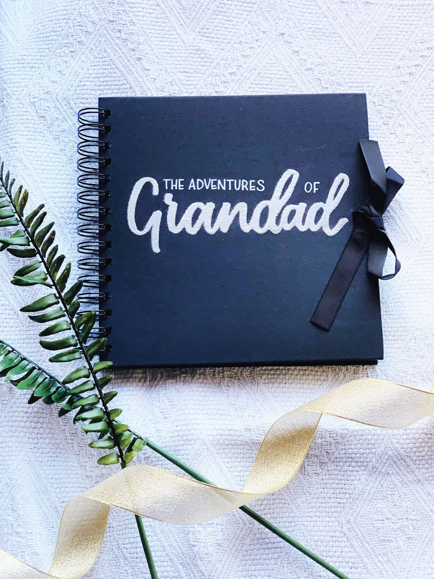 Grandfather Scrapbook