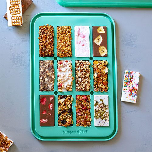 Pampered Chef Snack Bar Maker