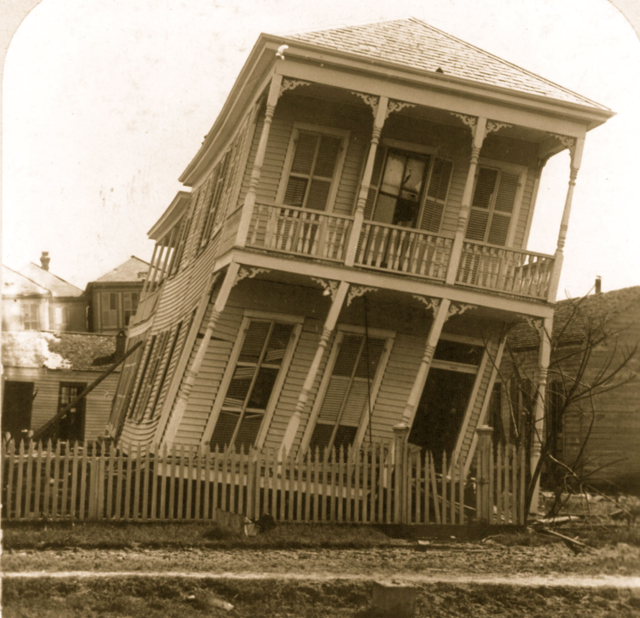 #3: 1900 Galveston Hurricane