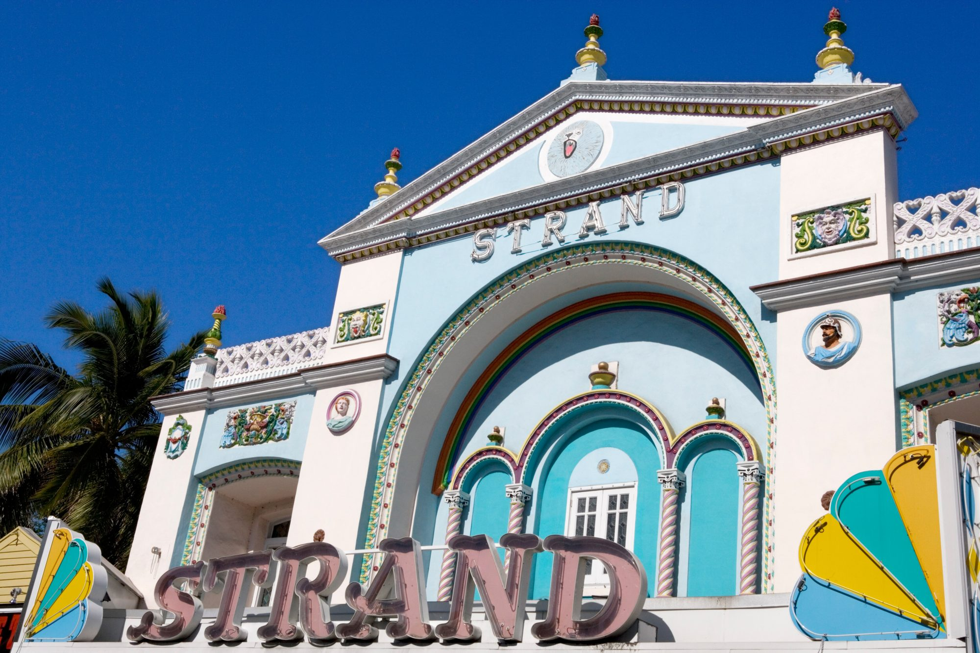 While it's now the restored façade of a convenience store, The Strand Theater was a popular place for live shows in the 1920s, and it's the perfect backdrop for a unique photo. Or head over to the Southernmost Point to snap a tourist-style selfie. Be on t