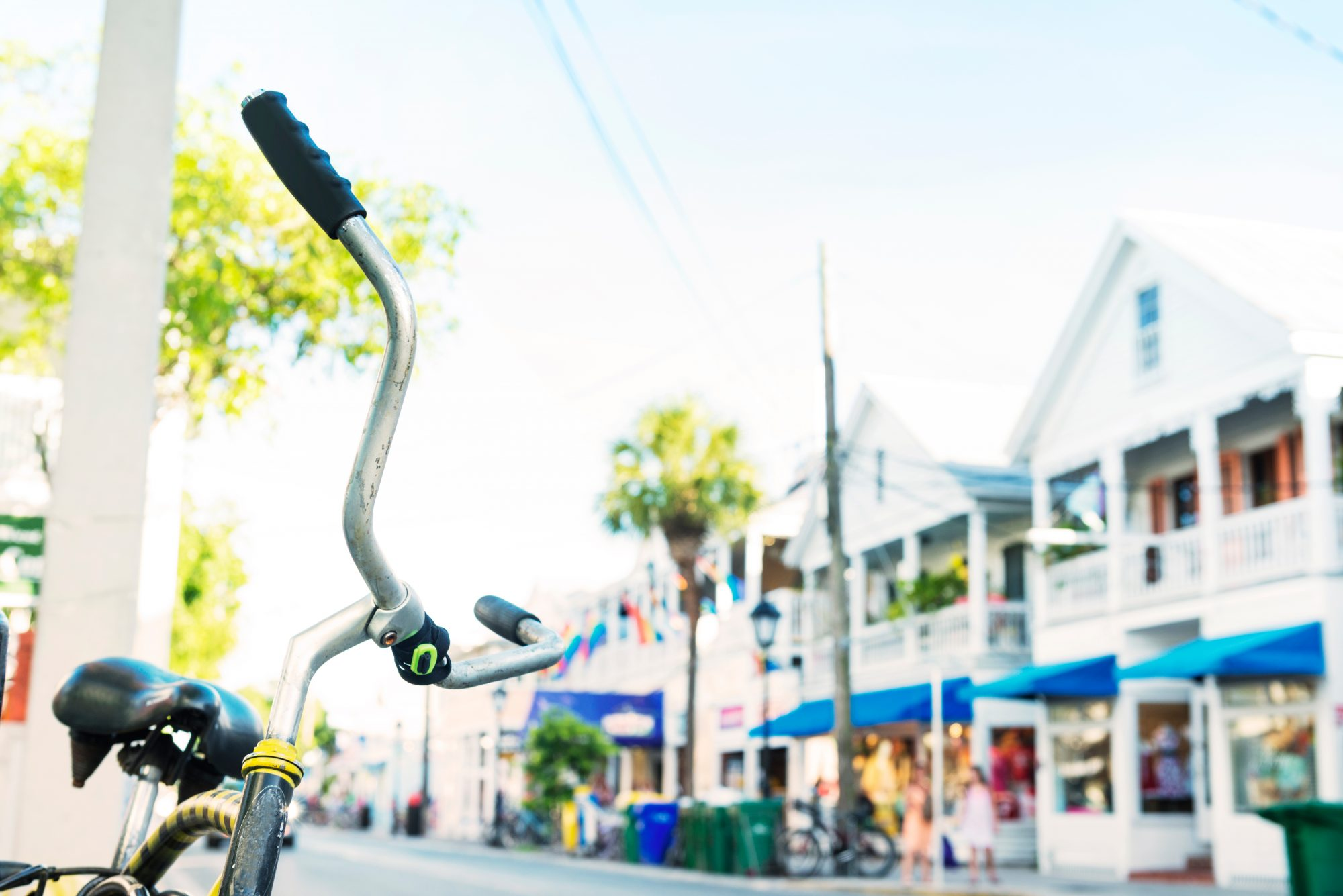 Cruise around the island via bicycle and revel in the warm tropical breeze and Key West sunshine. Many of the hotels around town offer bicycle rentals to guests and it's the perfect way to see the sights, as well as ditch the headache of trying to find parking.