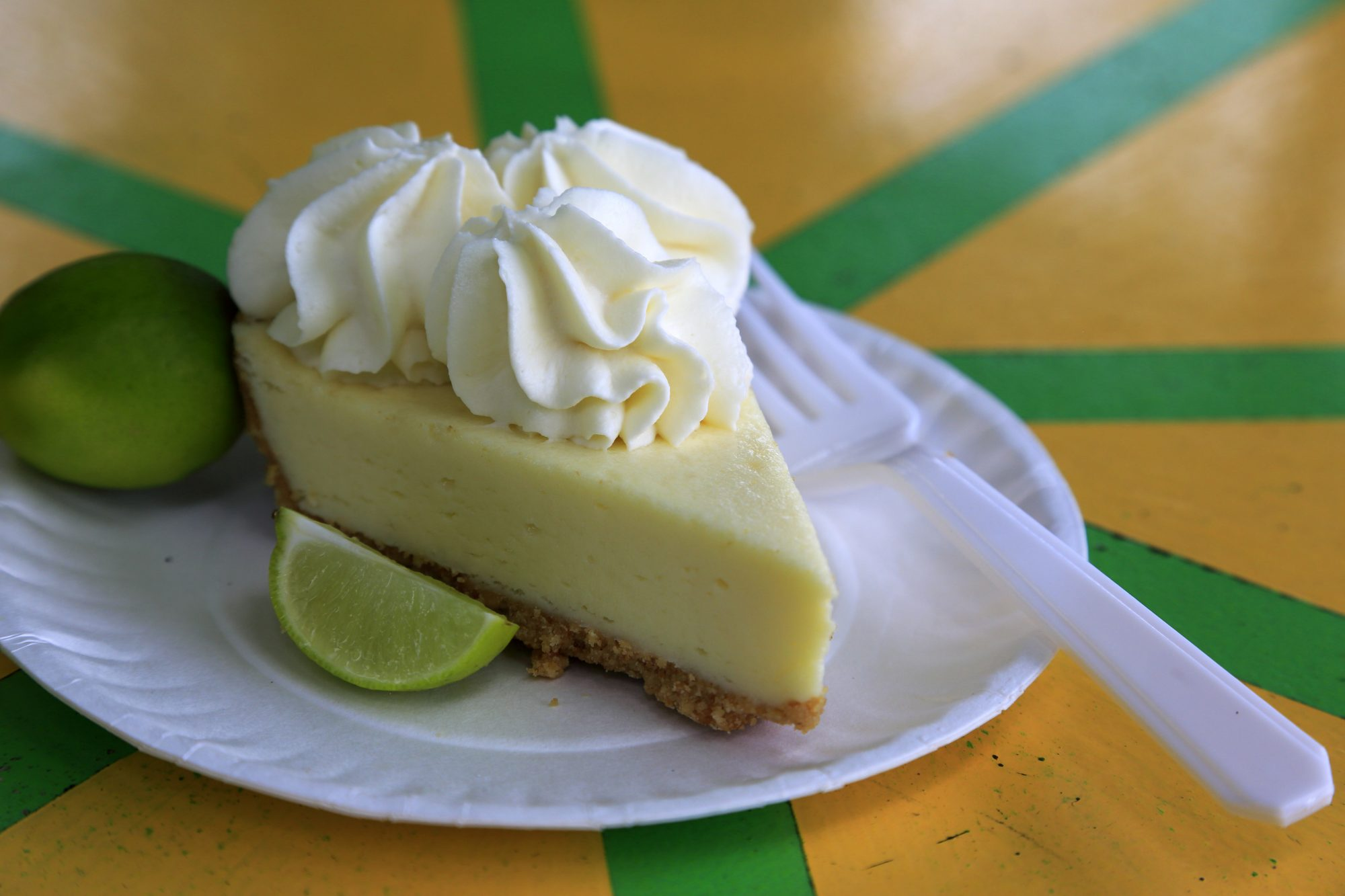 Satisfy your sweet tooth with a slice (or three) of delicious Key lime pie. Kermit's Key Lime Shoppe has been a Key West mainstay for decades and offers everything from Key lime pie and homemade taffy to Key lime mango chutney and citrus salsa.