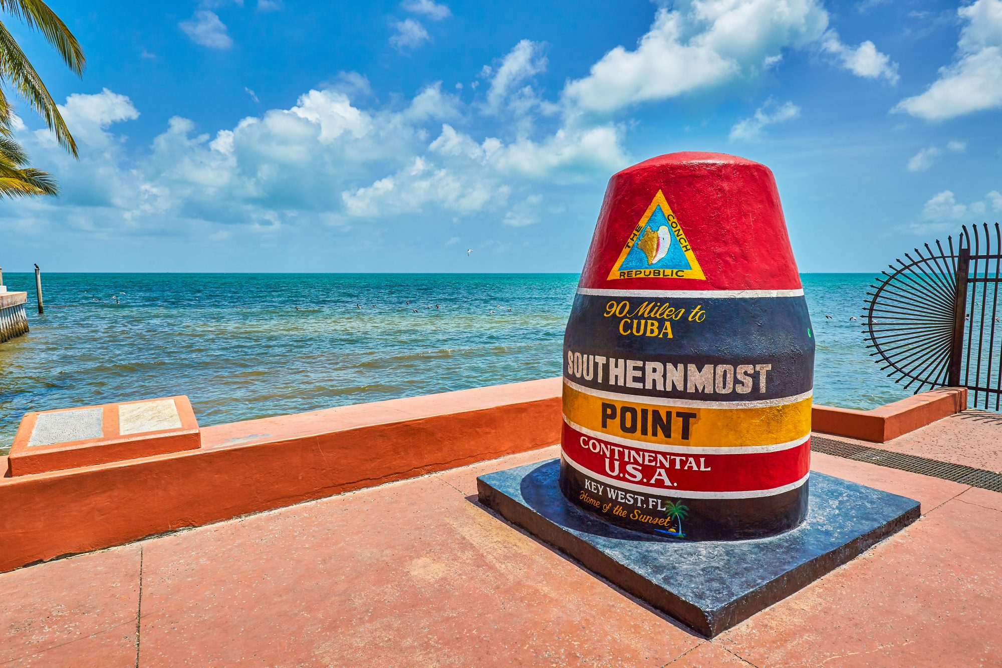 Visit the Southernmost Point