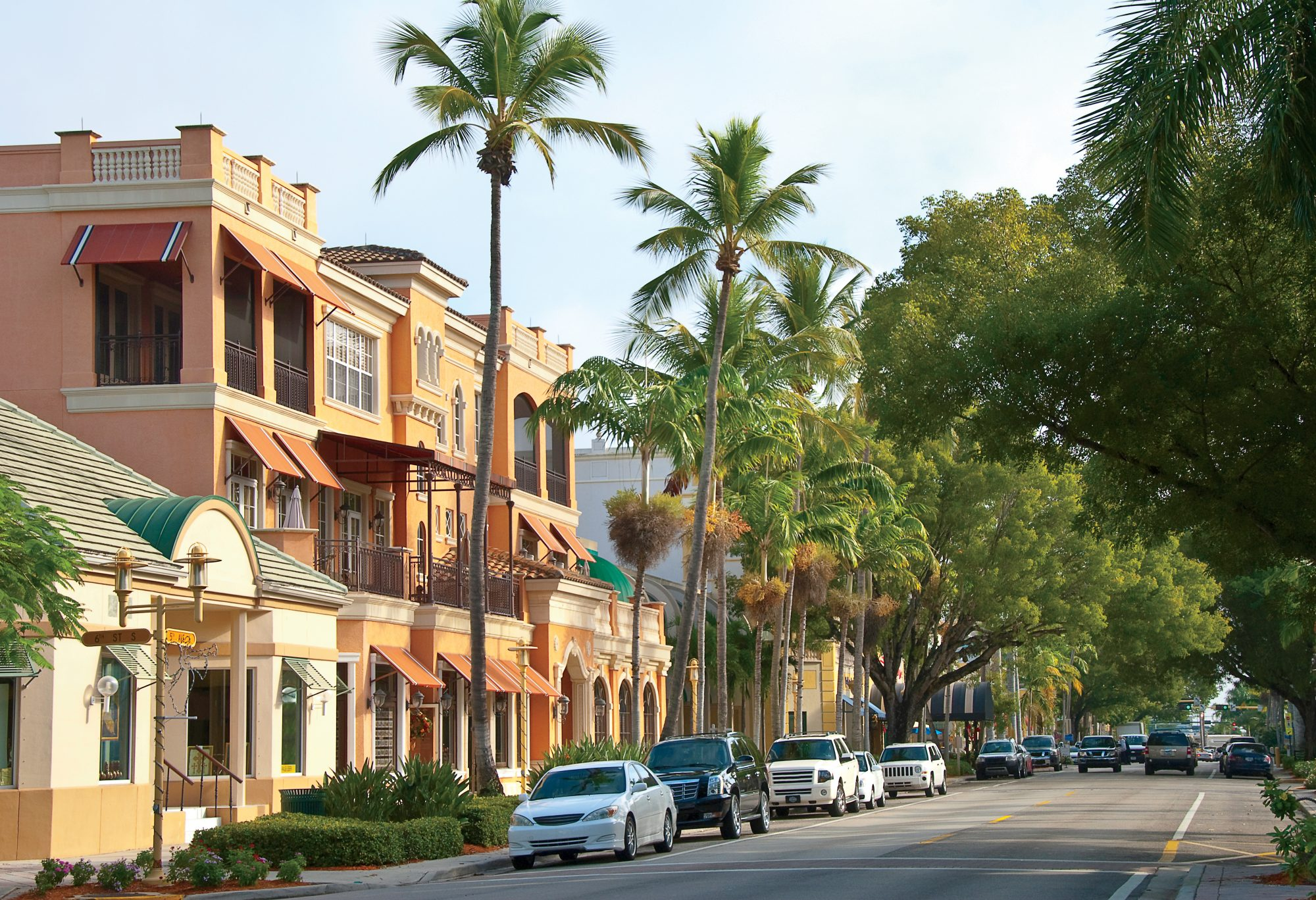 This gorgeous little Gulf coast town with Mediterranean-inspired architecture is a total dream of a place, so much so that it ranks highly in multiple surveys on happiness and well-being. It's also the number one place in the country to retire, according to SmartAsset, with plenty of medical care, social opportunities, and retirement centers nearby.