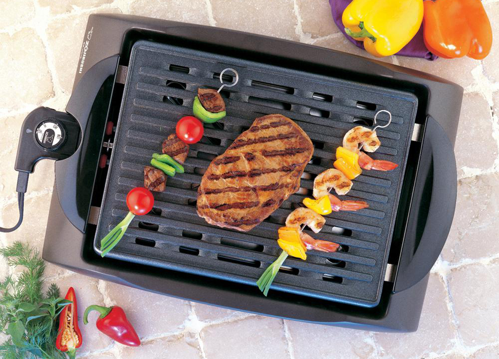 Zojirushi Indoor Grill with Temperature Control