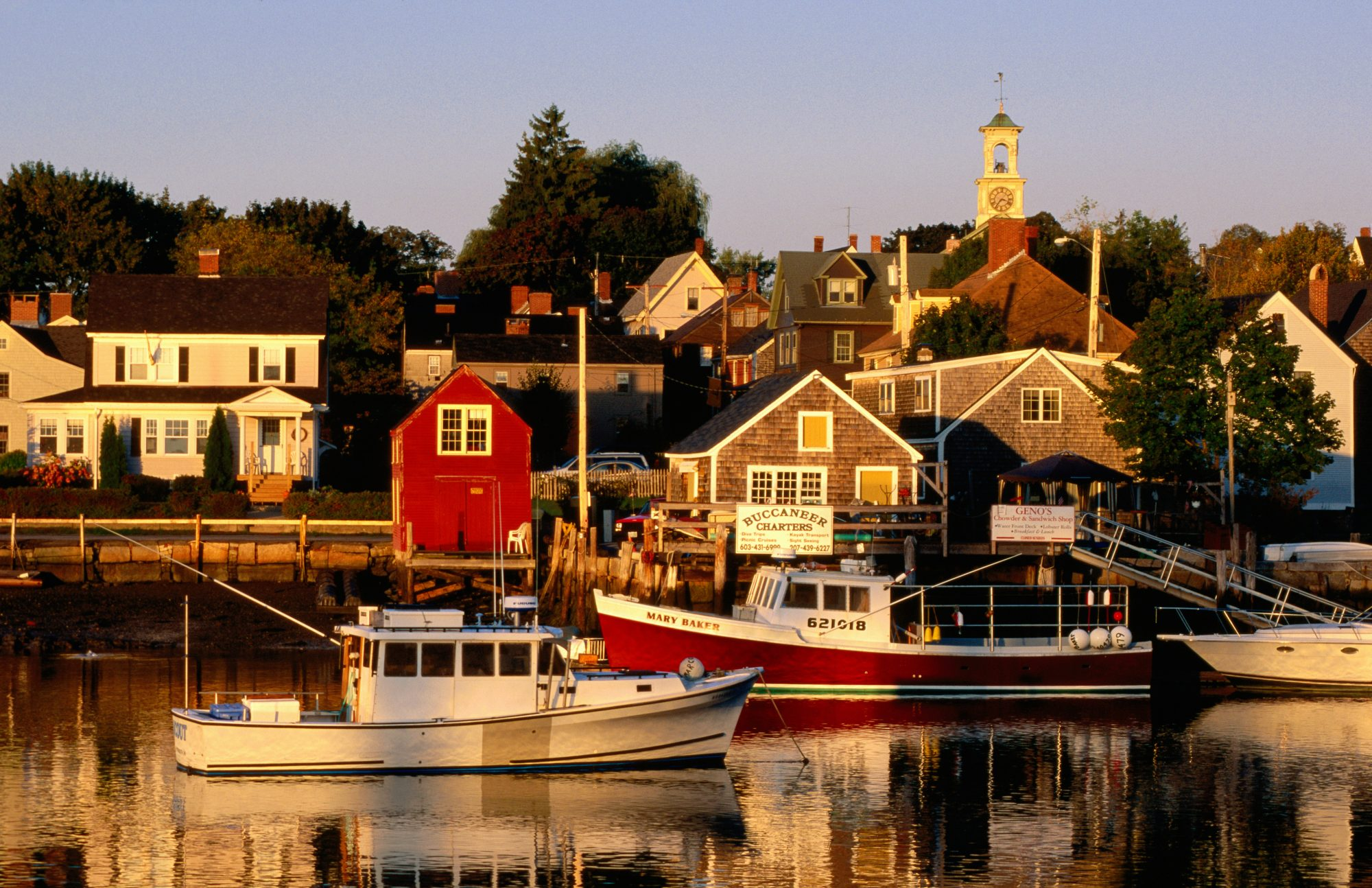 With crazy-low tax rates (including income and sales), New Hampshire is a great state to retire to in general. But this historic port town is especially appealing thanks to its lively downtown and pretty beaches (plus, Maine is right next door!). It also ranks higher than average in the amount of doctors' offices and recreation centers per 1,000 people.
