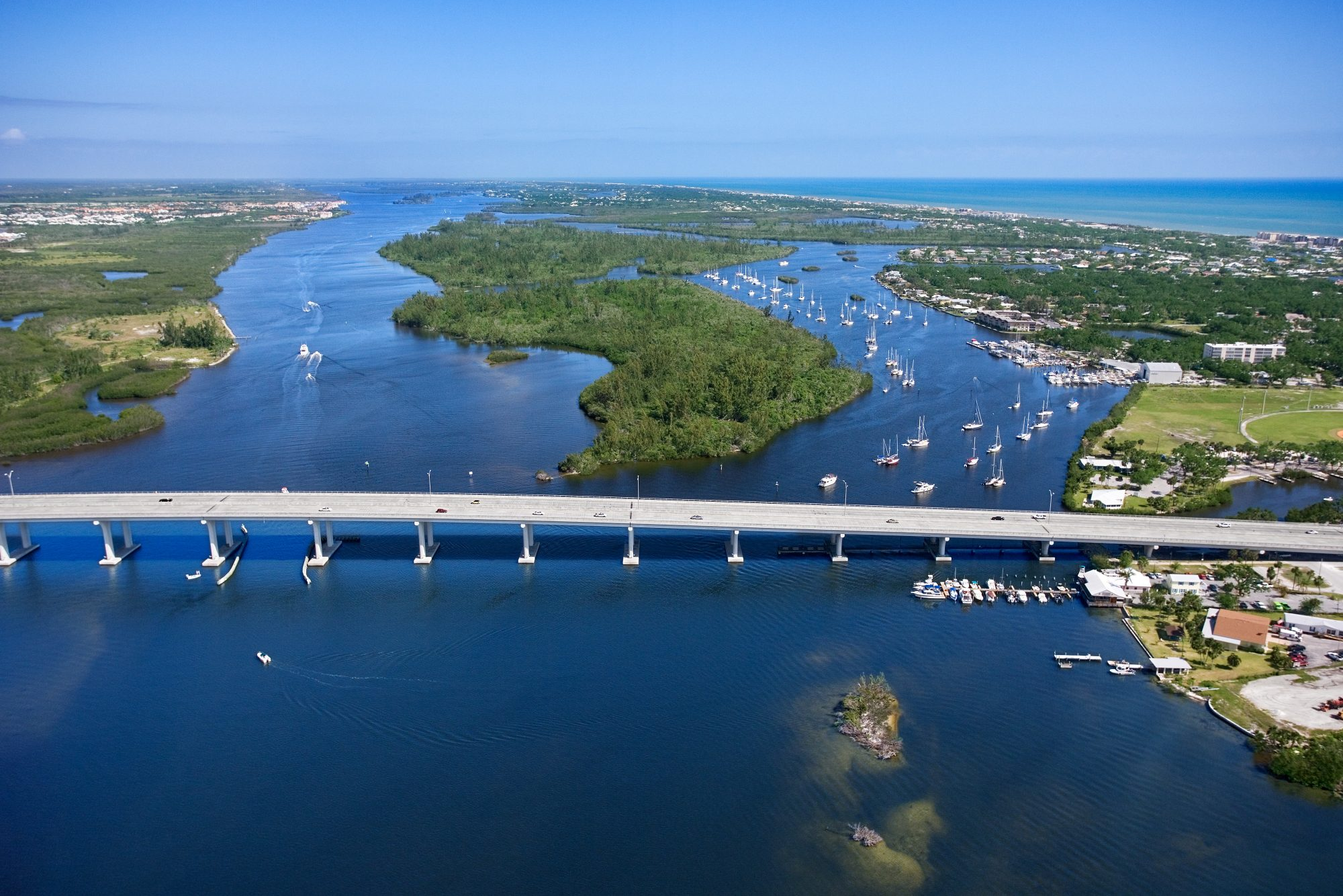 Over on the Sunshine State's east coast, Vero Beach is a nature lover's paradise with miles of hiking and biking trails, plus wildlife refuges along the coast. It's also great for retirees, with a high ratio of doctors' offices to people and a median home listing price of $275k.