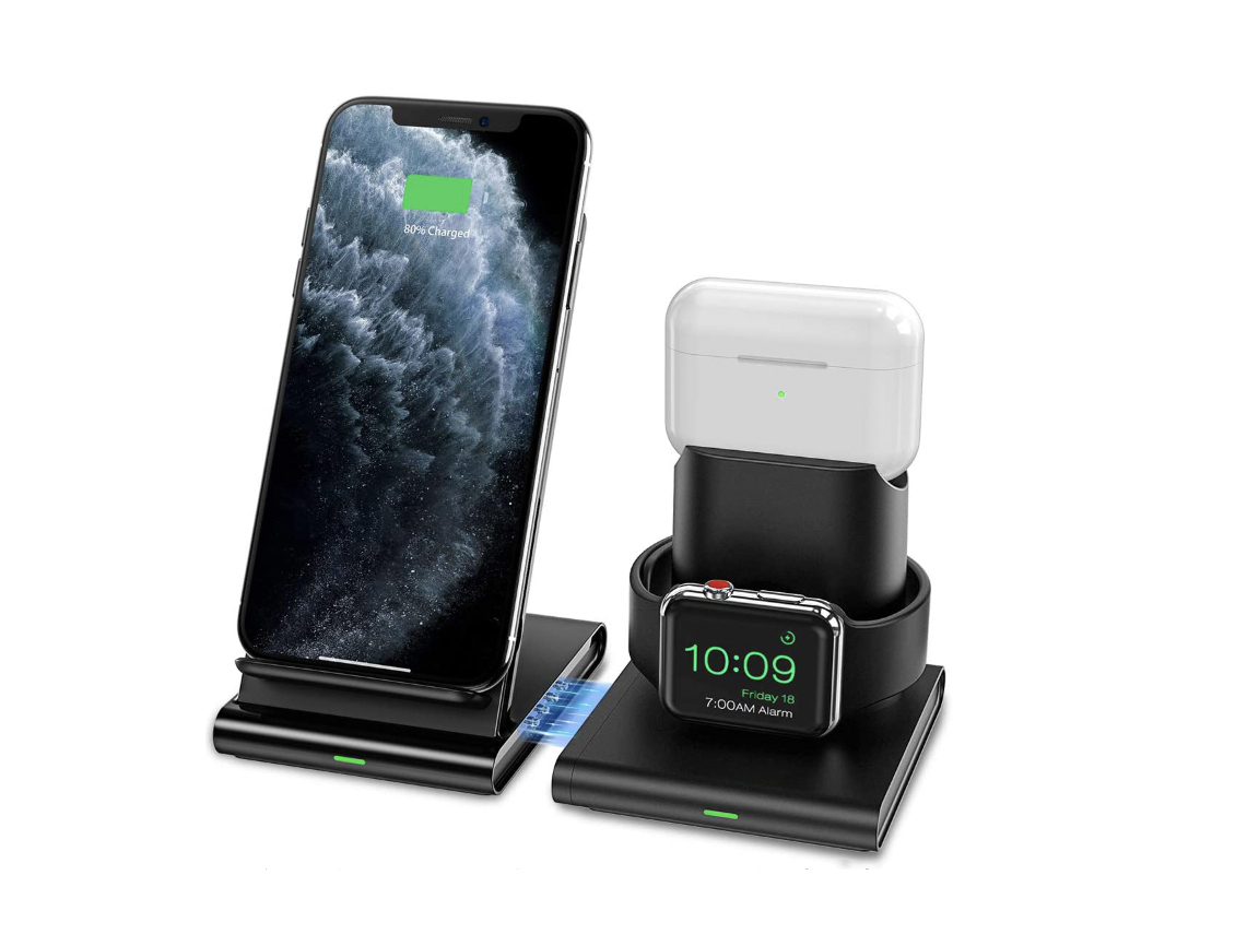 3-in-1 Apple Charging Station