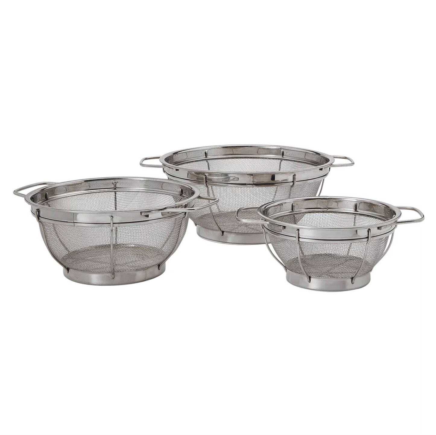 Farberware Set of 3 Mesh Sieves