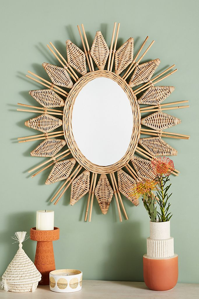 For the Walls: Yala Mirror