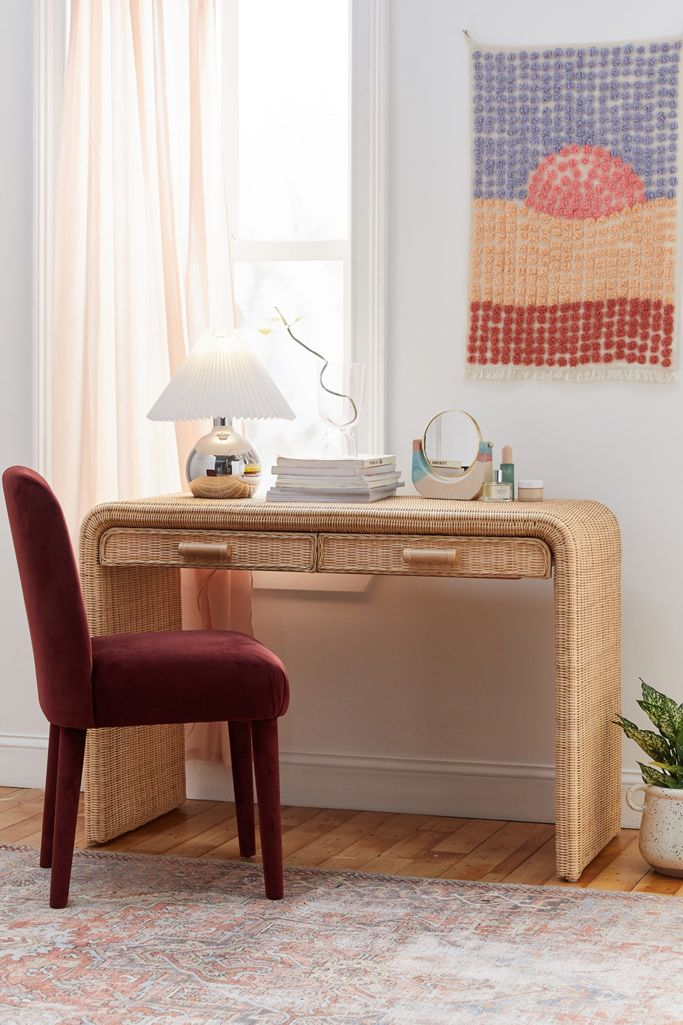 For The Office: Marisol Rattan Desk