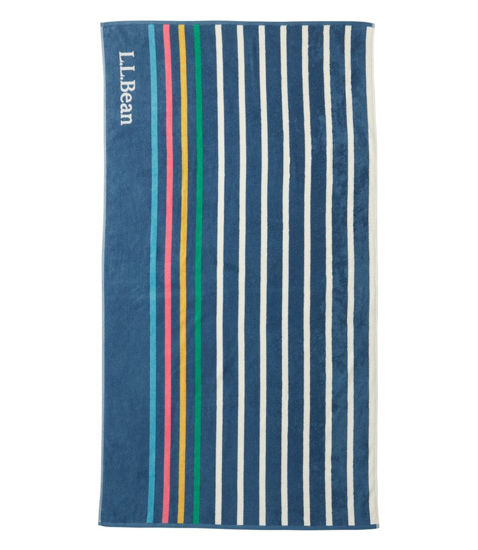 L.L. Bean Beach Towel