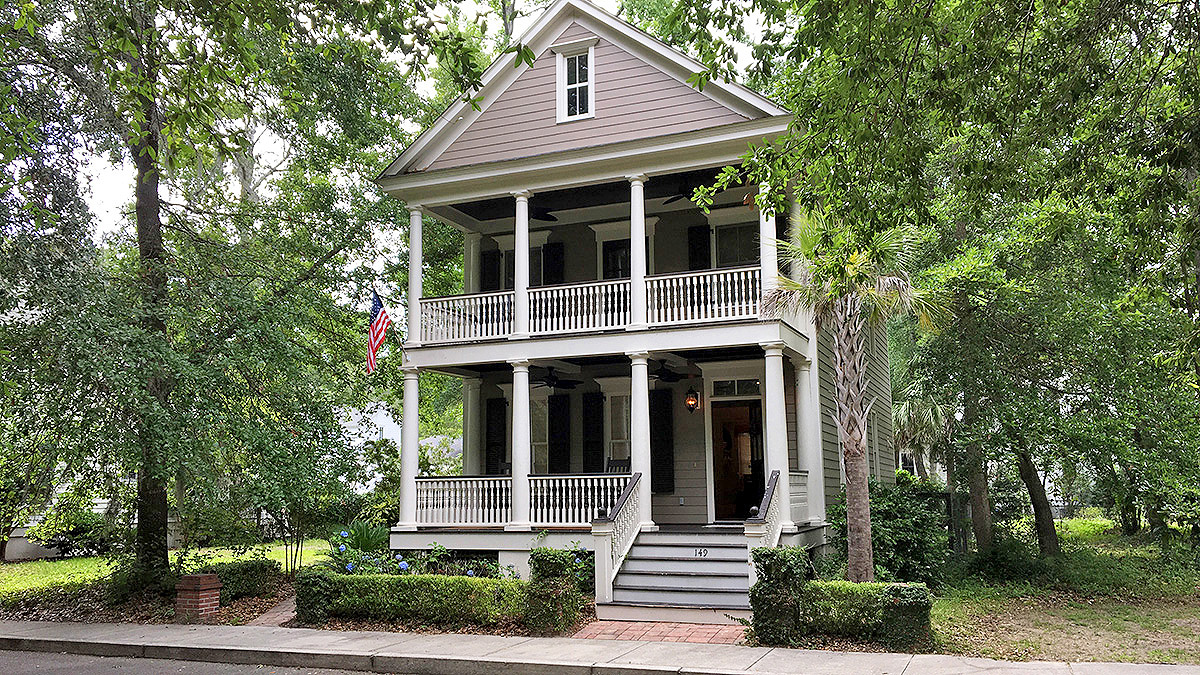 Lowcountry Home in Habersham, SC