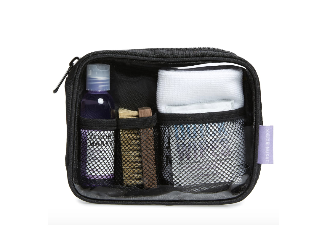 Travel Shoe Cleaning Set