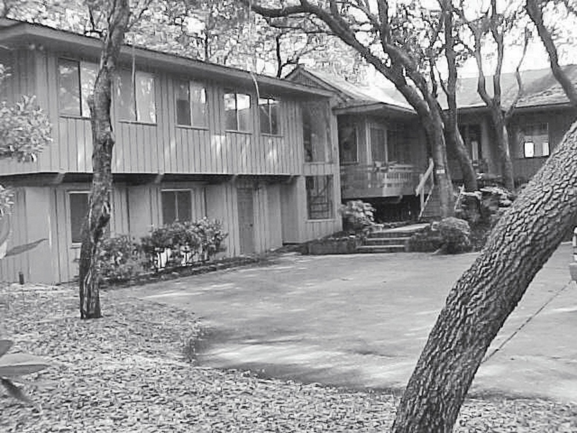 This sprawling 1960s bare-bones home had little character and was in danger of being torn down.