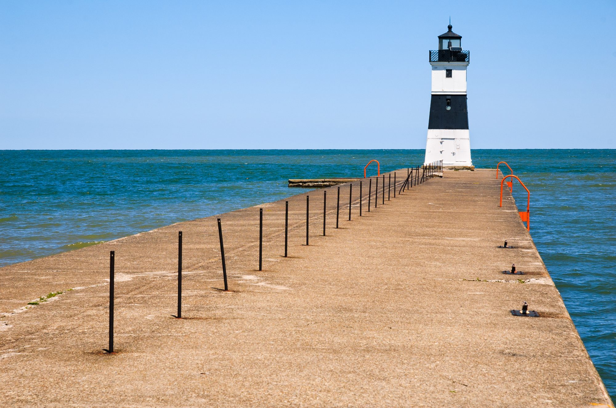 "This lively, historic city on the south shore of the Great Lake with which it shares a name is also home to Presque Isle State Park, a sandy peninsula that arcs into the freshwater expanse and holds Pennsylvania's only ""seashore"" of more than a dozen beaches, leafy glades, lighthouses, and overall sense of delightful escape."