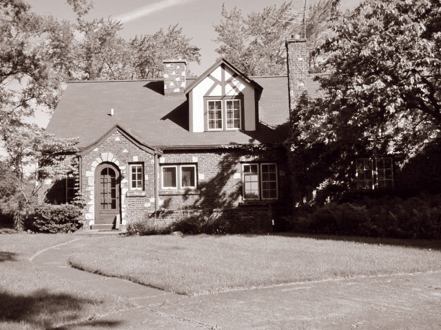 This would-be classic home suffered from mold damage and needed to be revitalized.