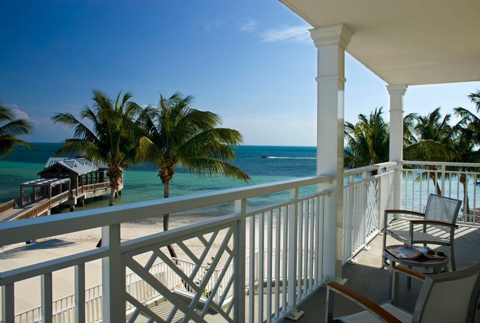 One of the best beachfront hotels in Key West, The Reach, A Waldorf Astoria Resort offers an impressive shoreline sanctuary. Partake in a variety of water sports and wander out onto the private pier to watch for dolphins; 1435 Simonton St., 305-296-5000.