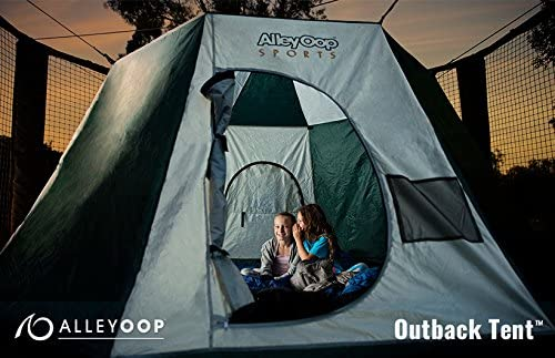 This Tent on Amazon Will Turn Your Backyard Trampoline Into a Camping Oasis