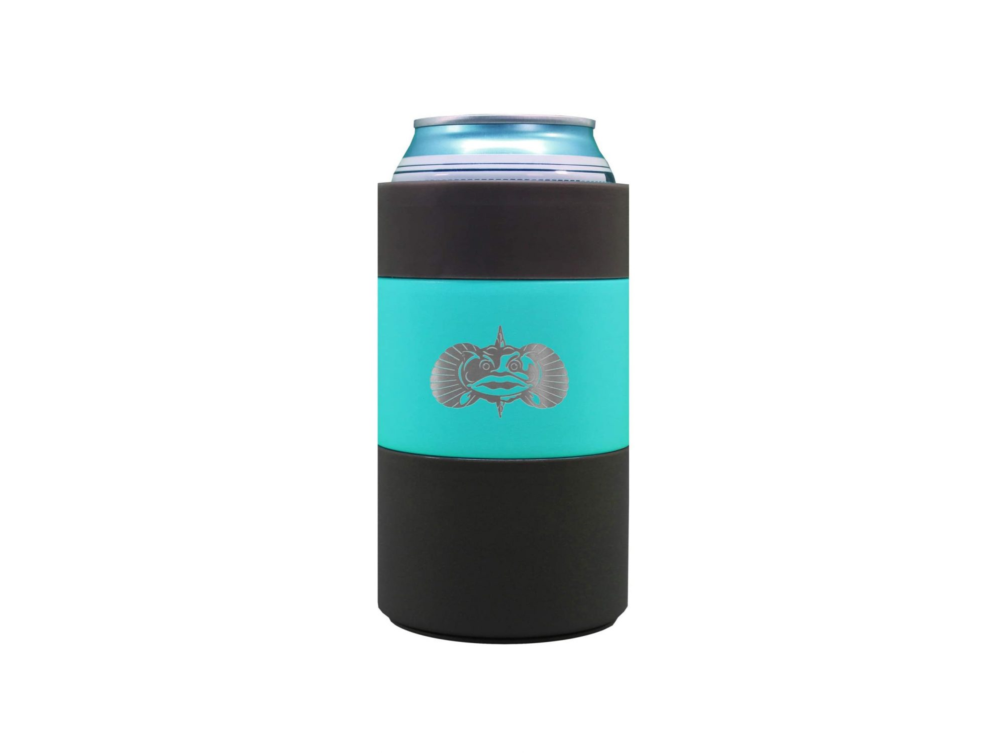 Non-Tipping Suction Cup Can Cooler